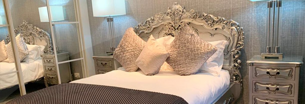Ayrs & Graces Luxury Bed and Breakfast Rooms
