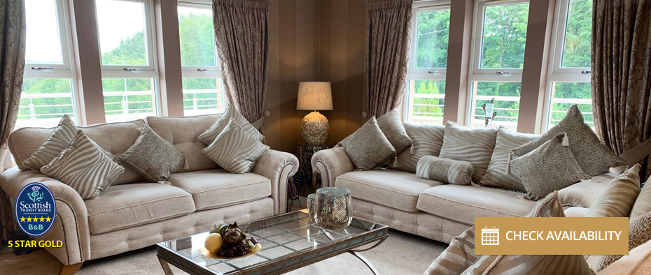Luxury Bed & Breakfast Ayr, Ayrshire